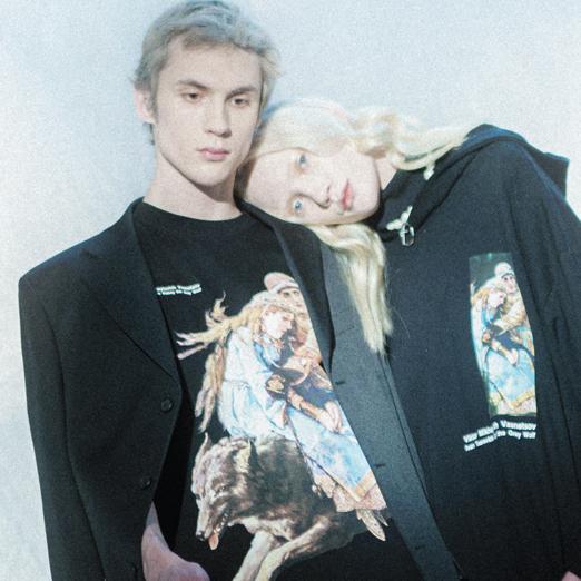 Государственная Третьяковская галерея и бренд «ТВОЕ» разработали коллекцию одежды «ТВОЕ Искусство»