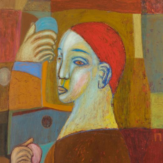 В галерее «Граунд Солянка» откроется иммерсивная выставка художника Павла Семченко