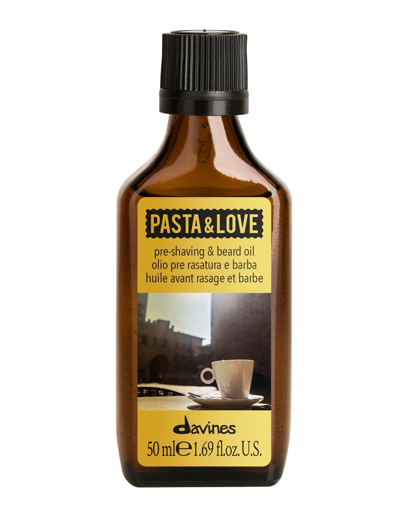 масло для бороды Pasta & Love от Davines