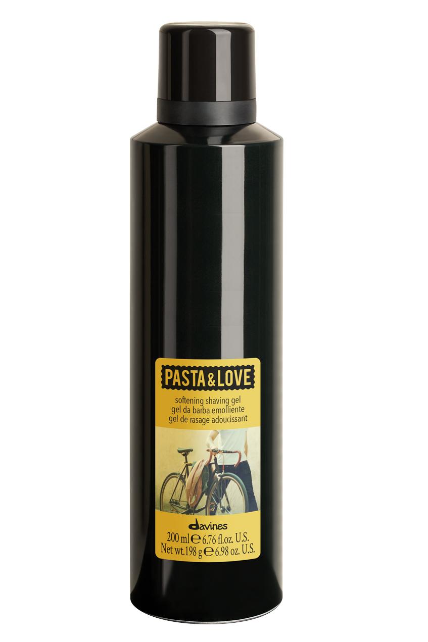 гель для бриться Pasta & Love от Davines