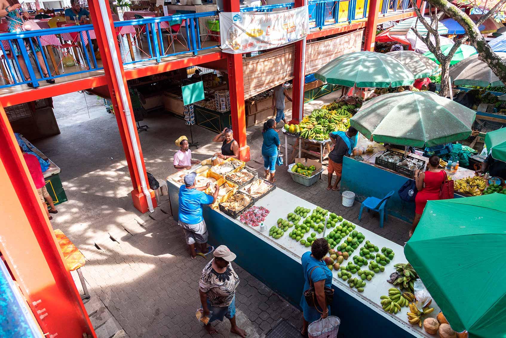 рынок на сейшельских островах