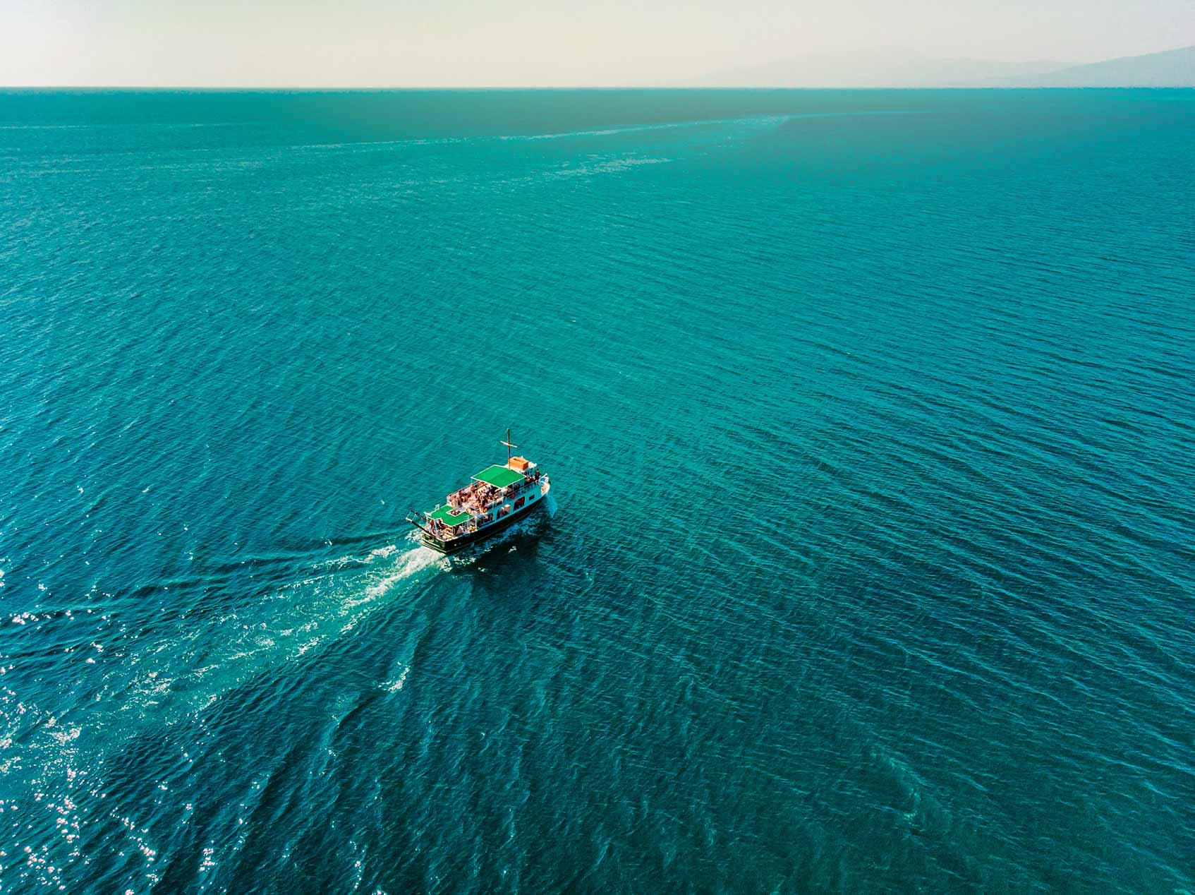 арендовать яхту на сейшелах