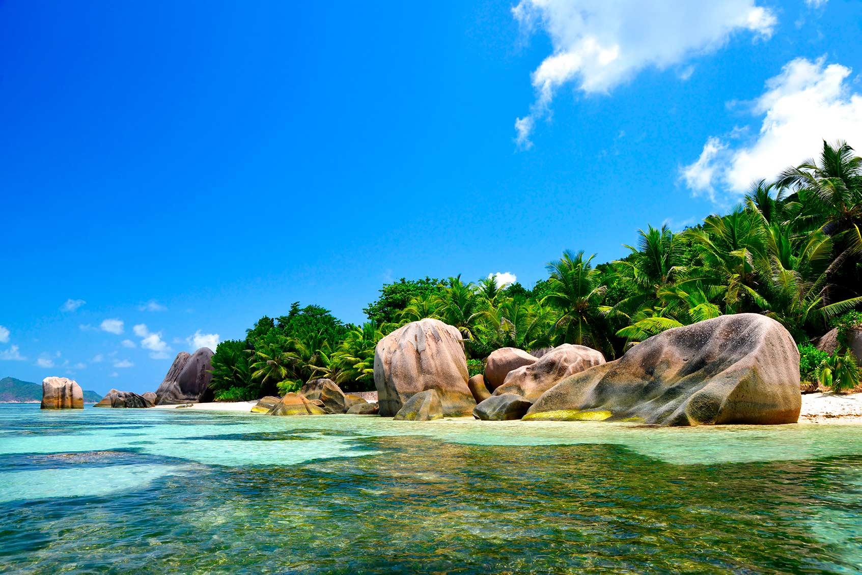 Сейшельские пляжи