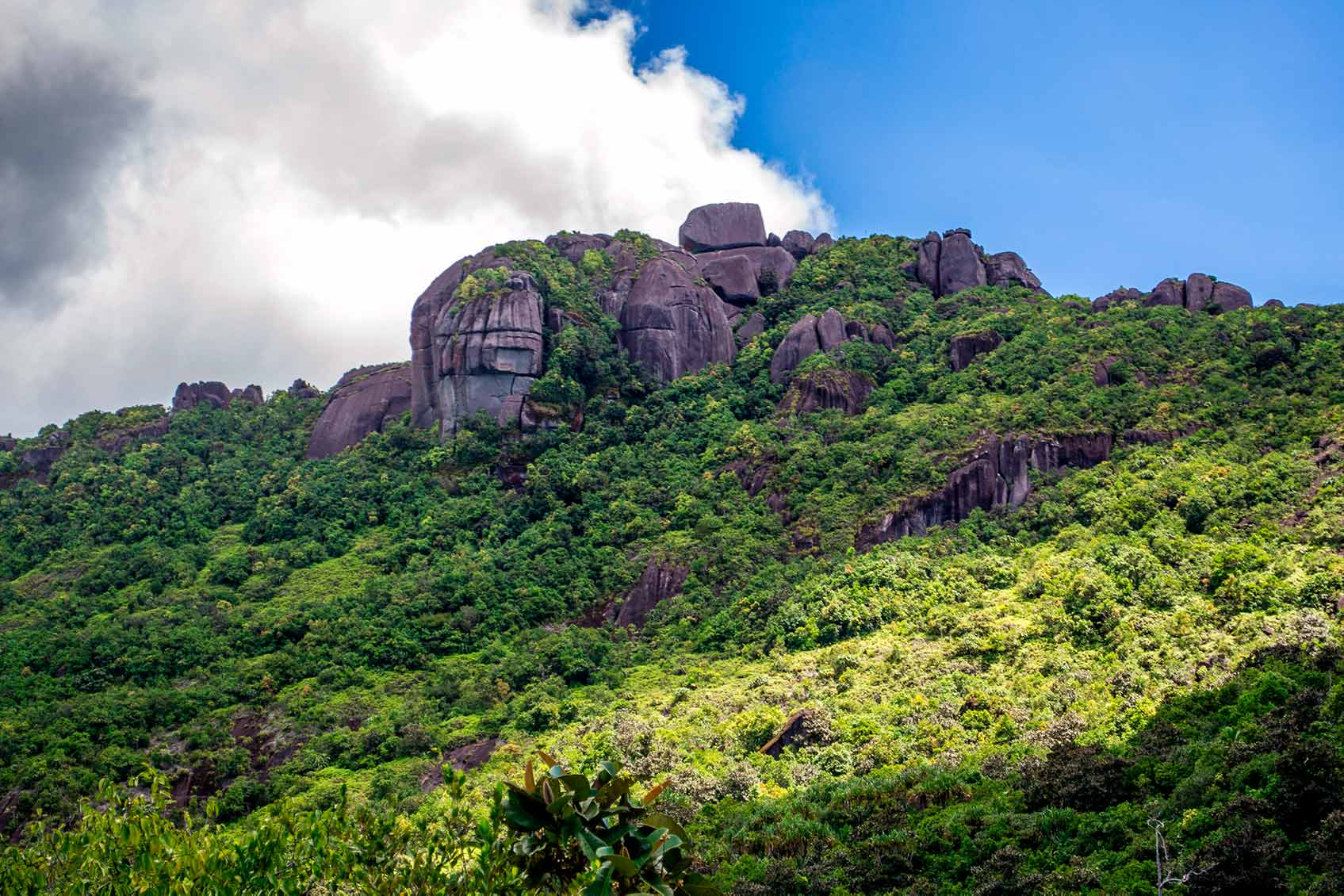 Национальный парк Вале-де-Май