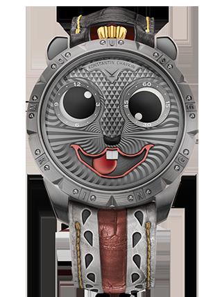 Часы Wristmons Mouse King Limited Edition, Konstantin Chaykin