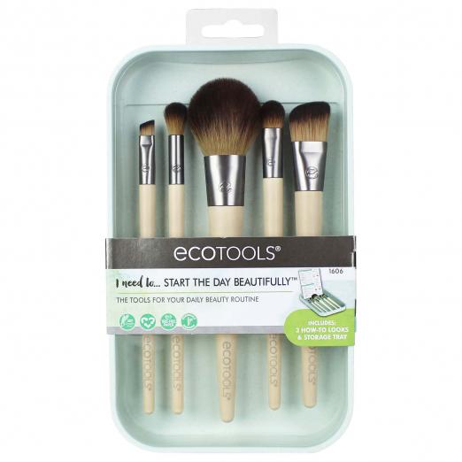 Набор кистей для макияжа Start the Day Beautifully Kit от EcoTools.