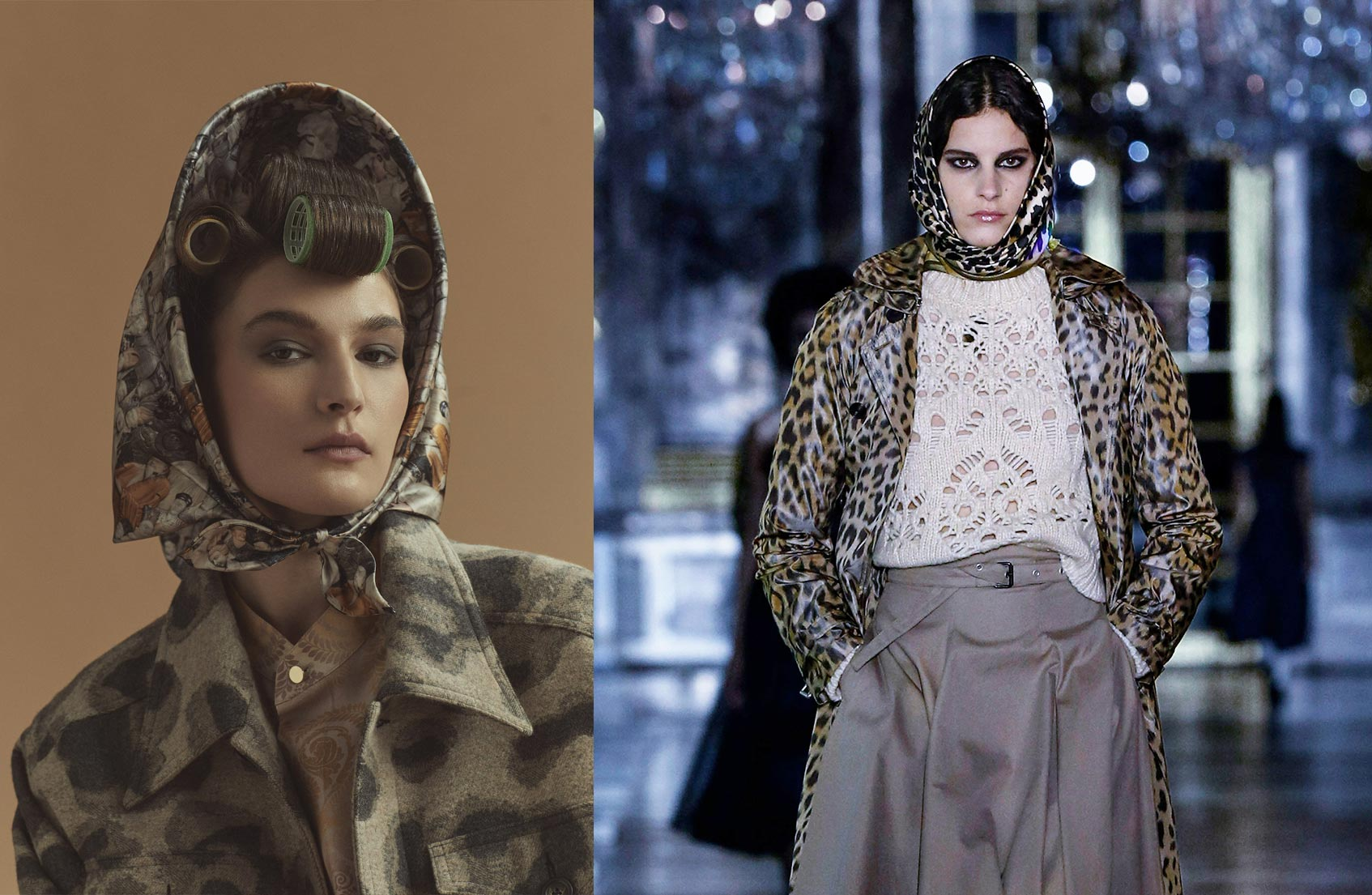 Edward Crutchley, Dior, все – осень-зима 21/22