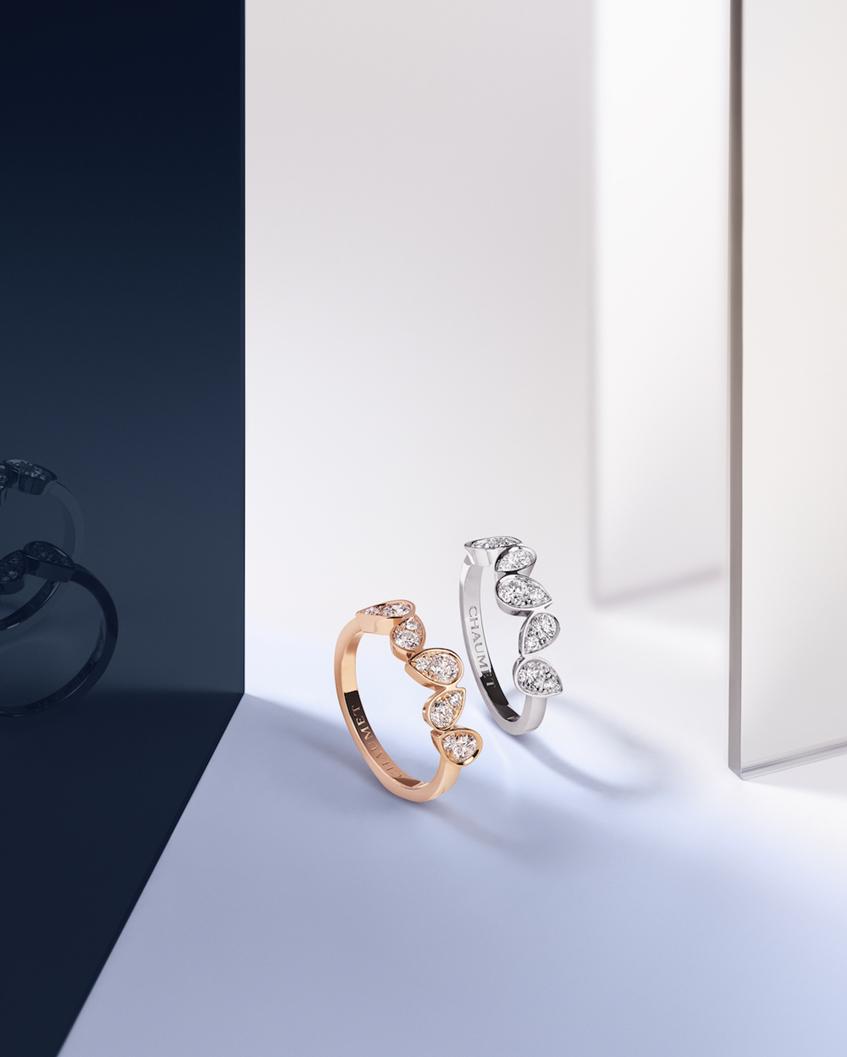 кольца Chaumet