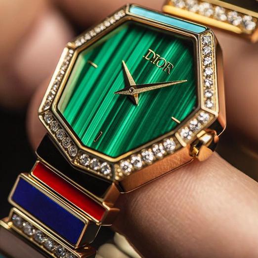 ювелирная коллекция Gem Dior