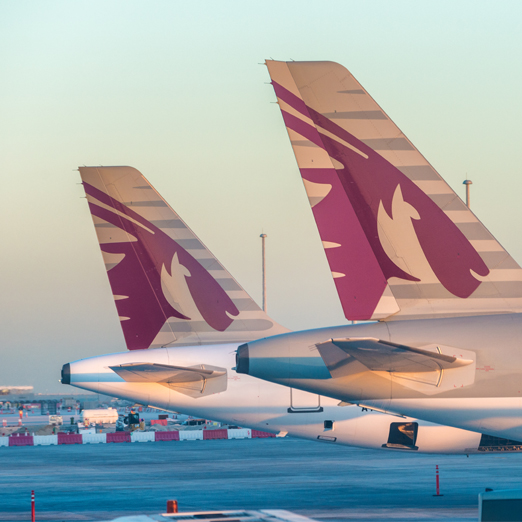безопасность на рейсах катар