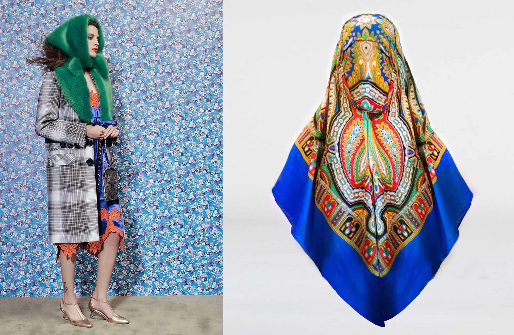 Paco Rabanne осень-зима 21/22; инсталляция «Три девицы под окном», Екатерина Валетова, 2011