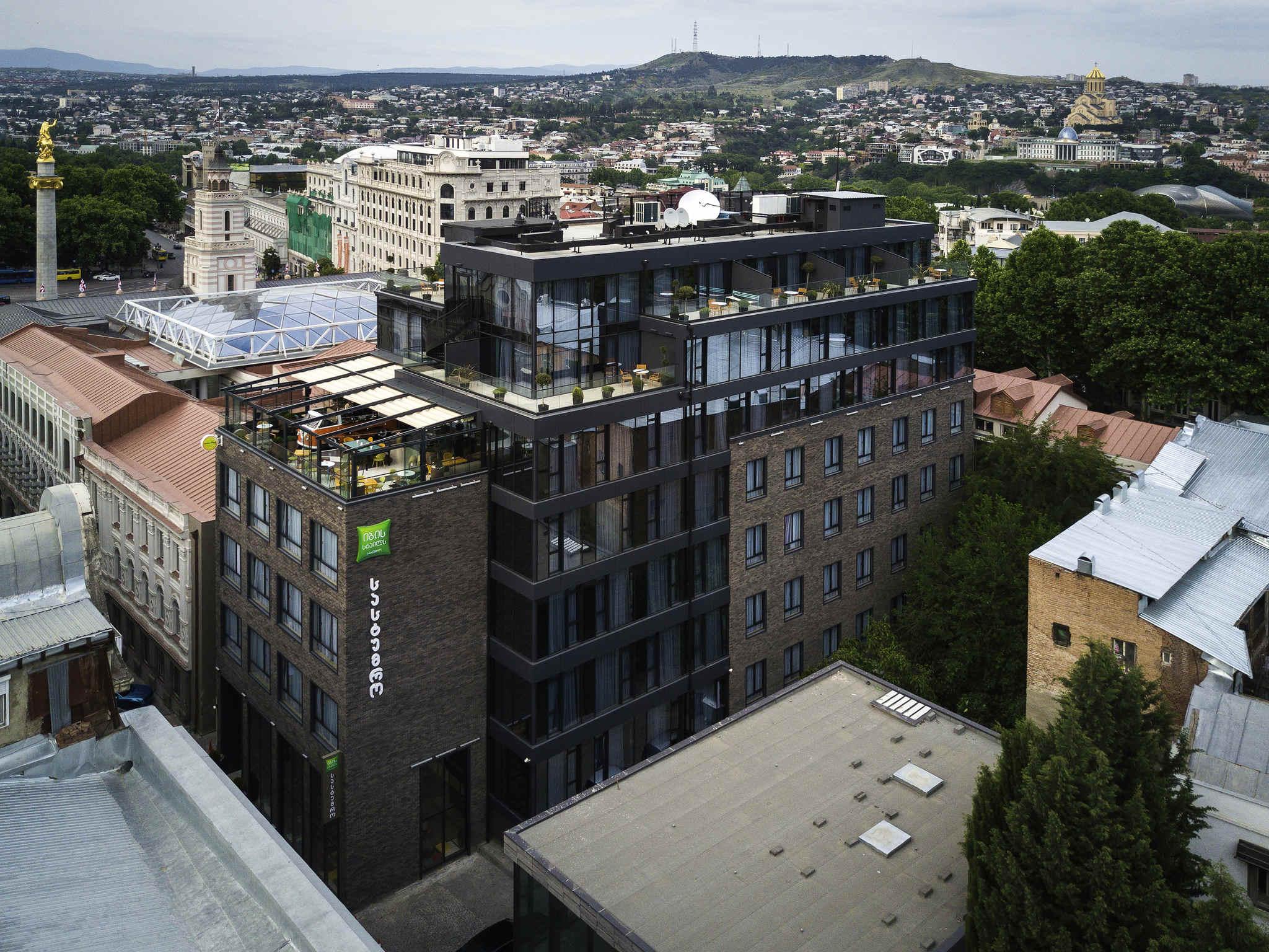 ibis Styles Тбилиси Центр