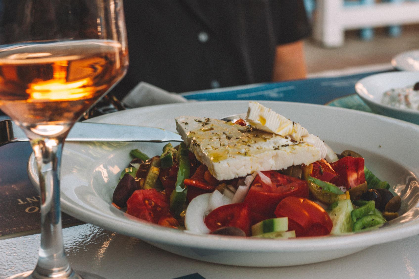 рестораны греческой кухни