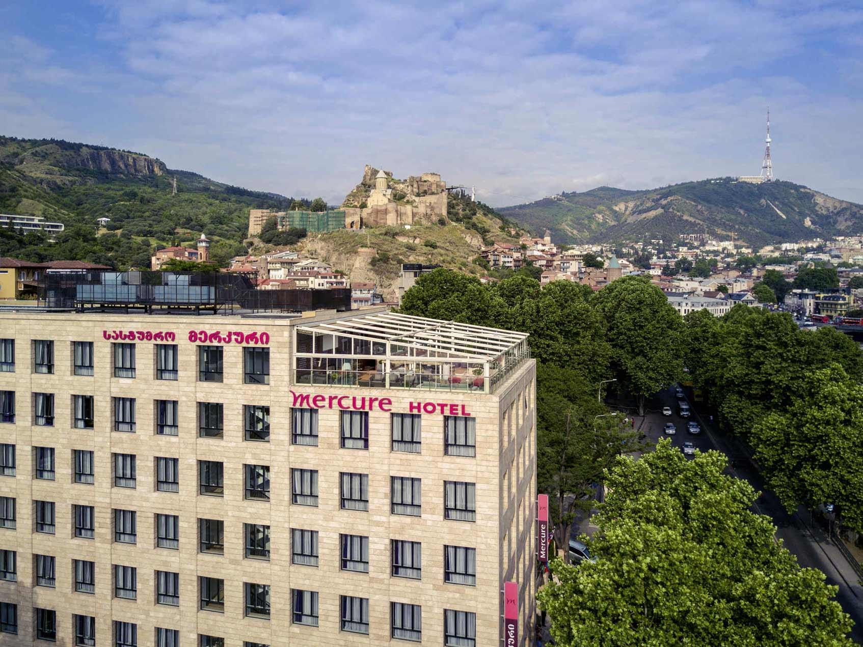 отель mercure грузия отзывы