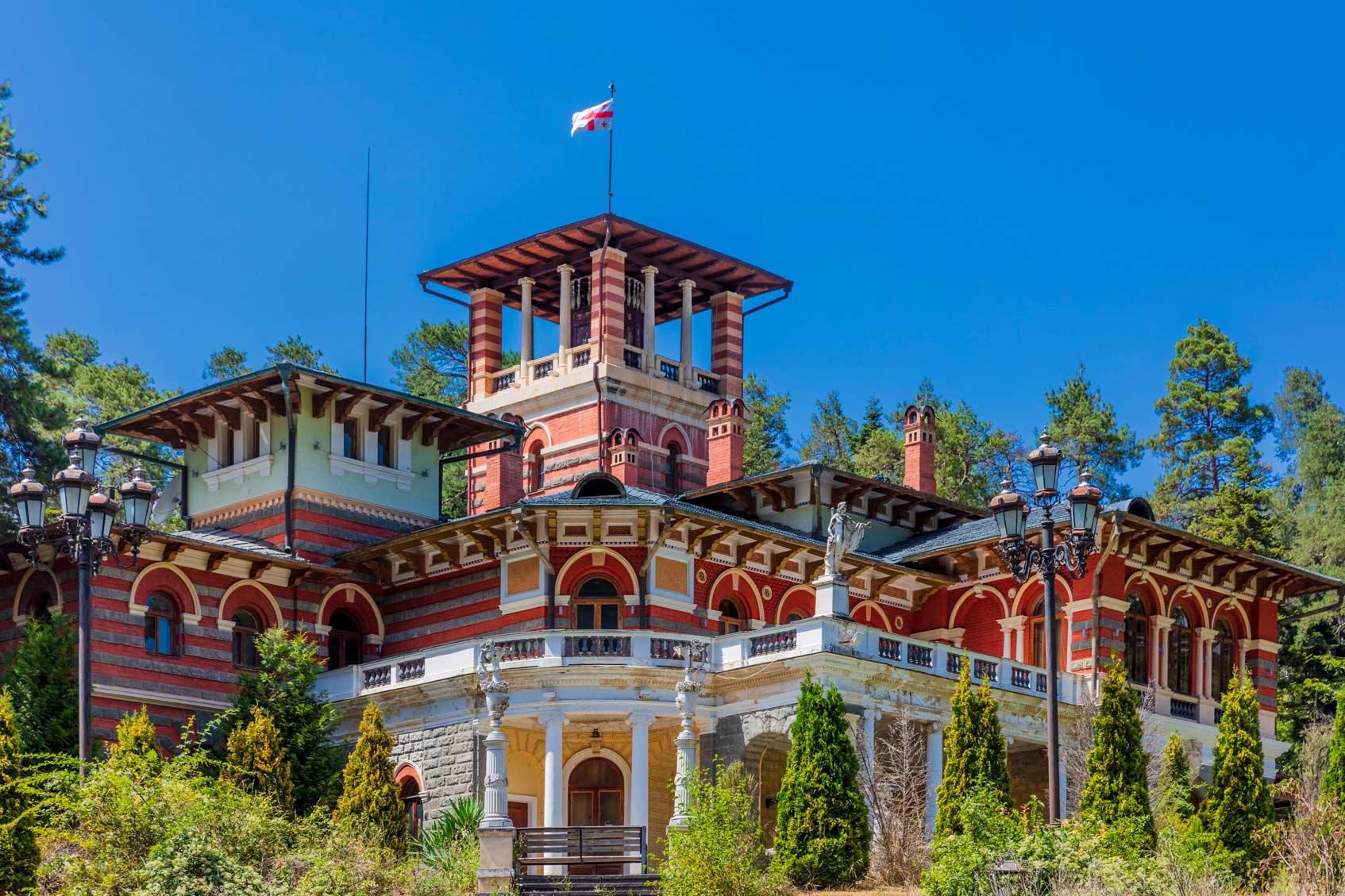 Летний дворец Романовых
