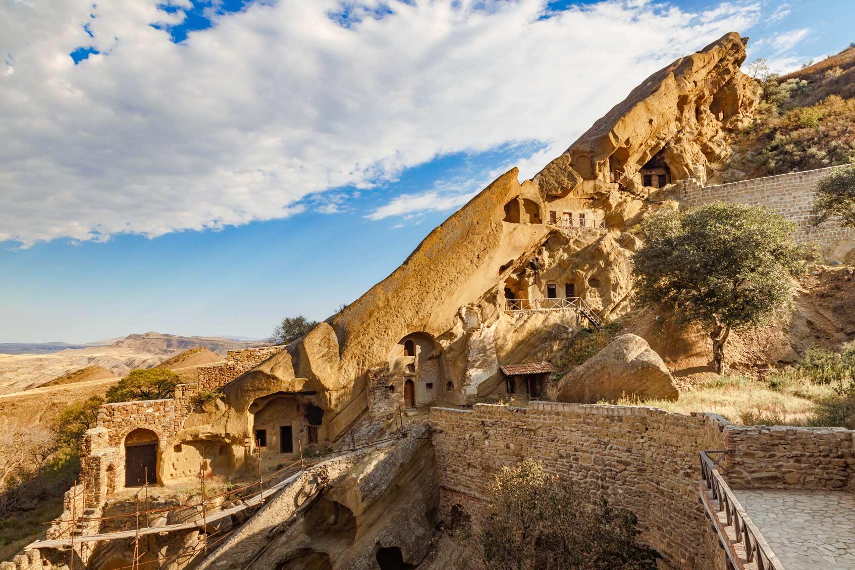Пещеры Давид Гареджи