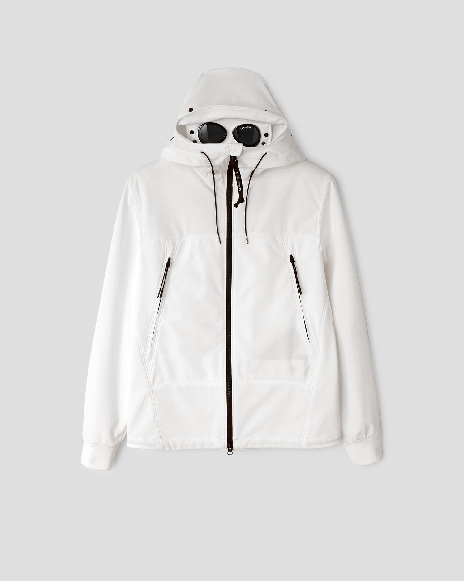 Куртка C.P. Shell-R Medium Goggle Jacket С.P. Company