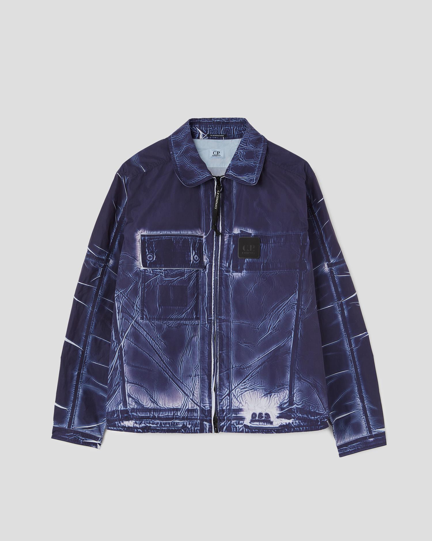 Куртка Metropolis Series Tracery Overshirt C. P. Company