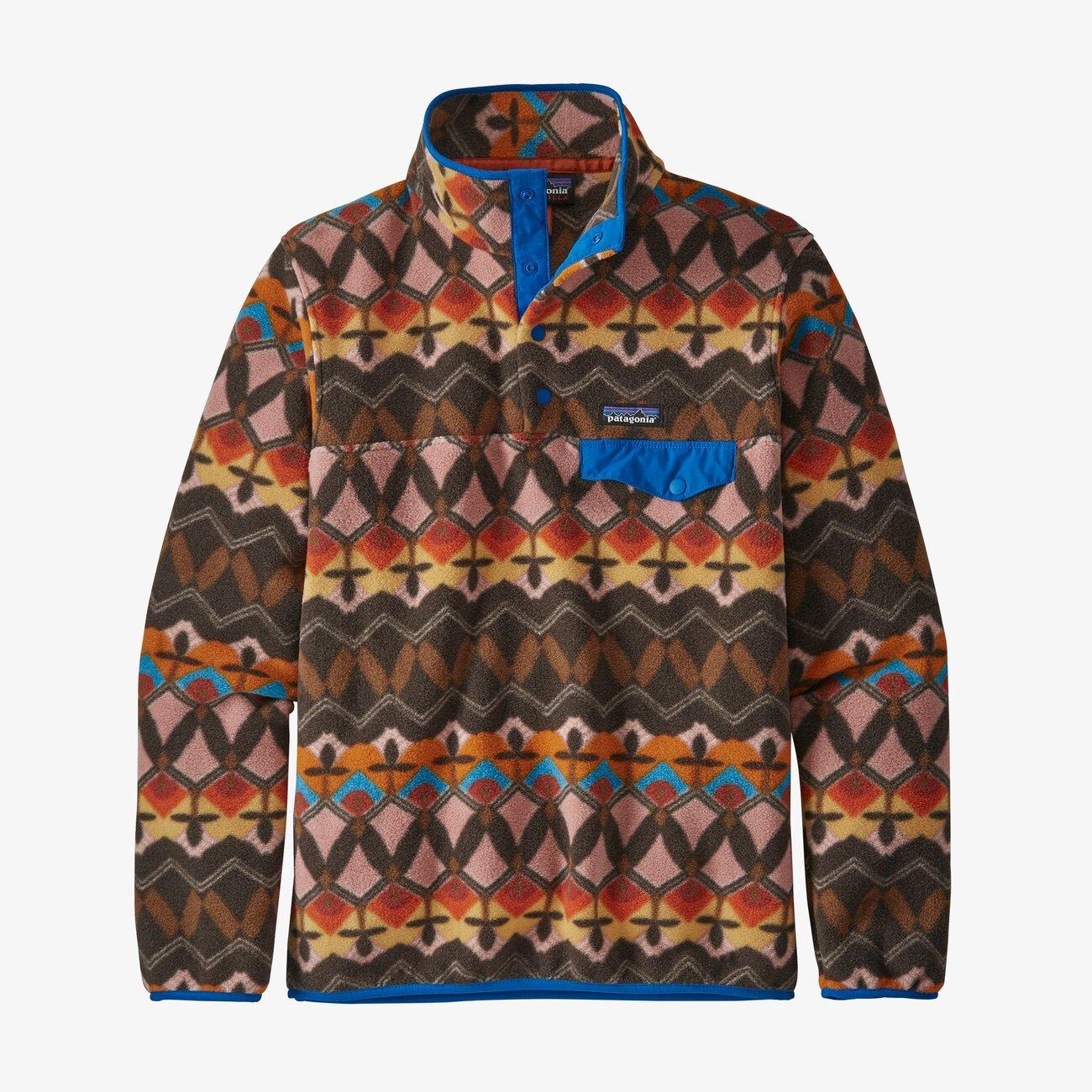 Свитшот Synchilla Snap-T Fleece Pullover Patagonia