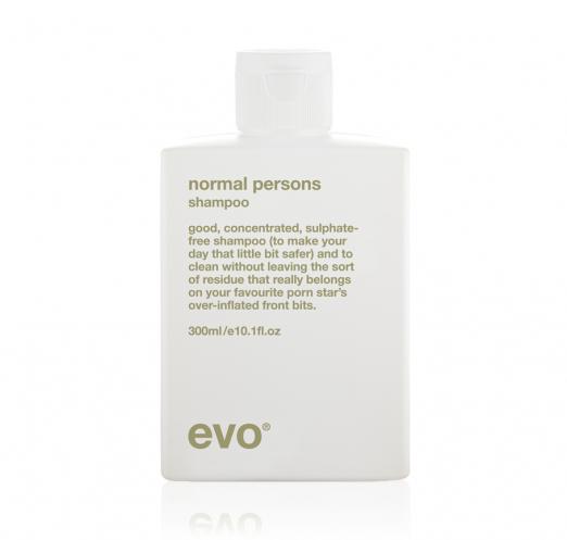 Шампунь для баланса кожи головы Normal Person от evo