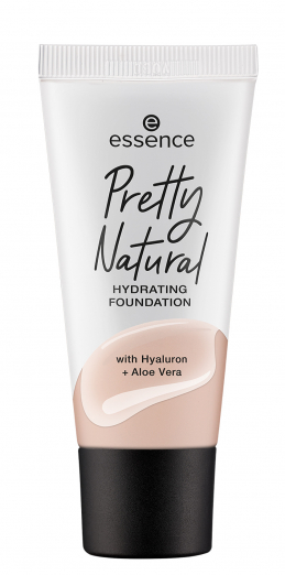 Увлажняющая тональная основа Pretty Natural Hydrating Foundation от essence