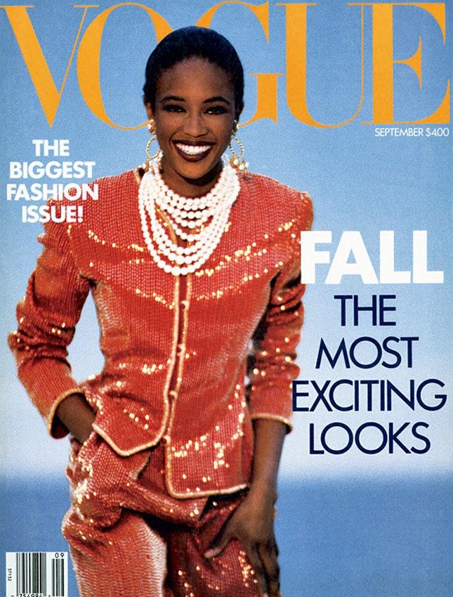 vogue сентябрь 1989