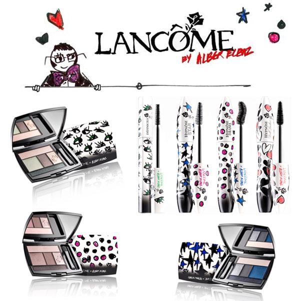косметика Lancome и lanvin