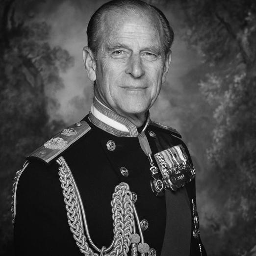 умер принц филипп