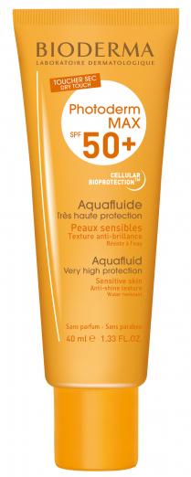 Солнцезащитный флюид для нормальной и комбинированной кожи от Bioderma