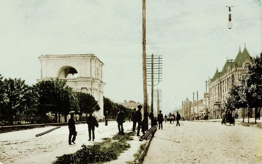 старый город кишинев