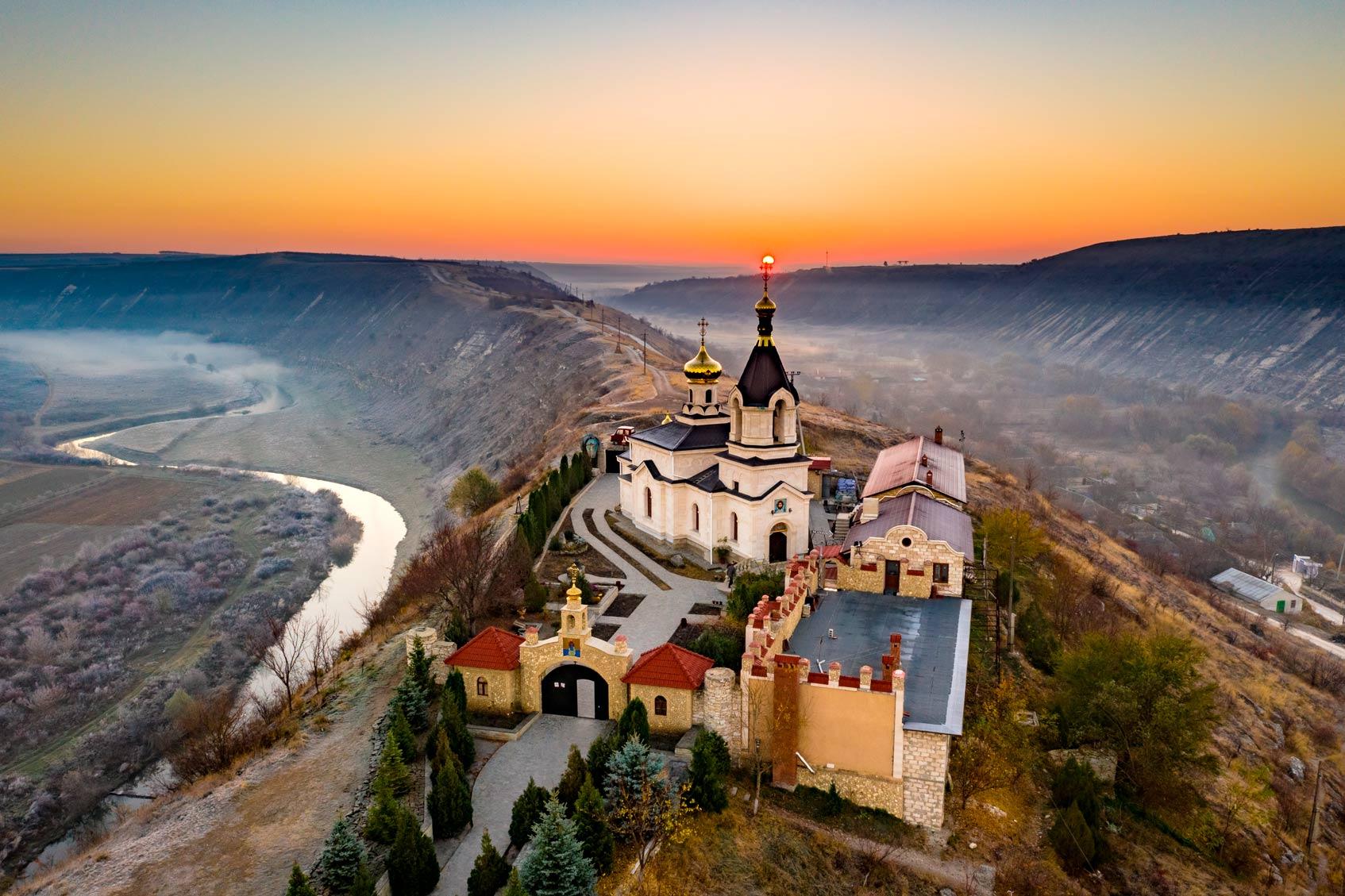 монастыри кишинева