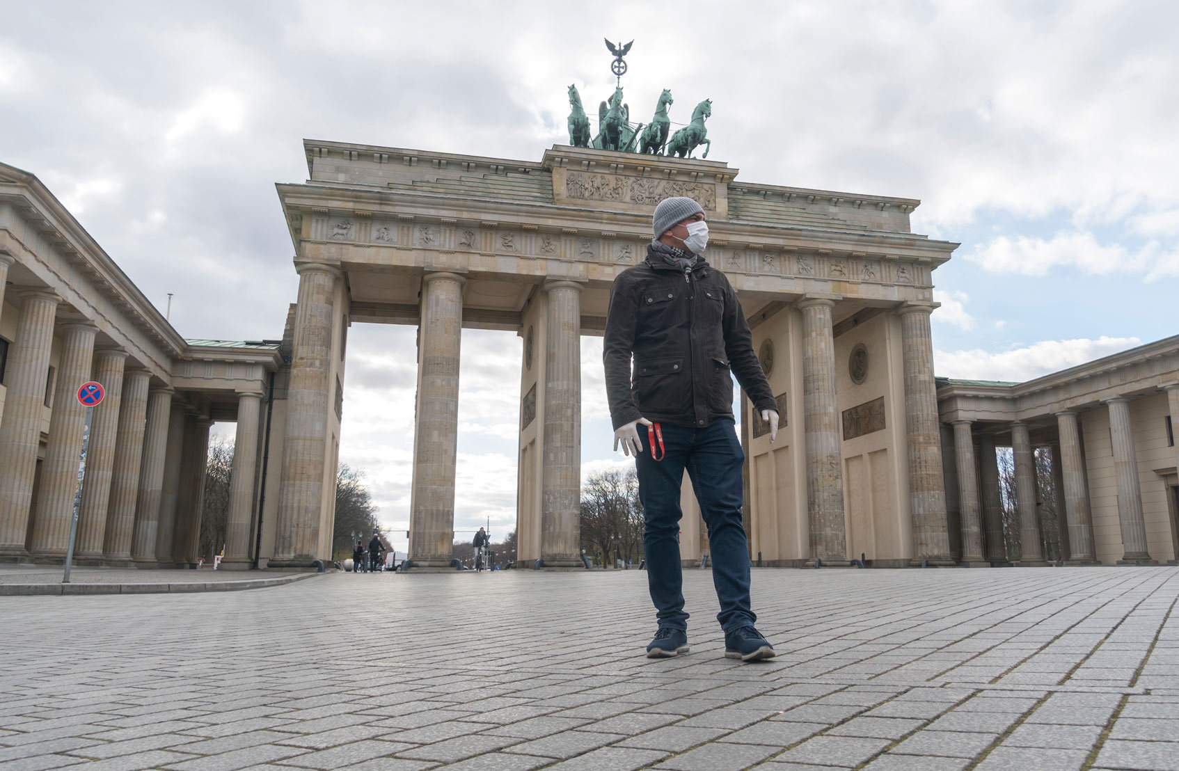карантин в германии