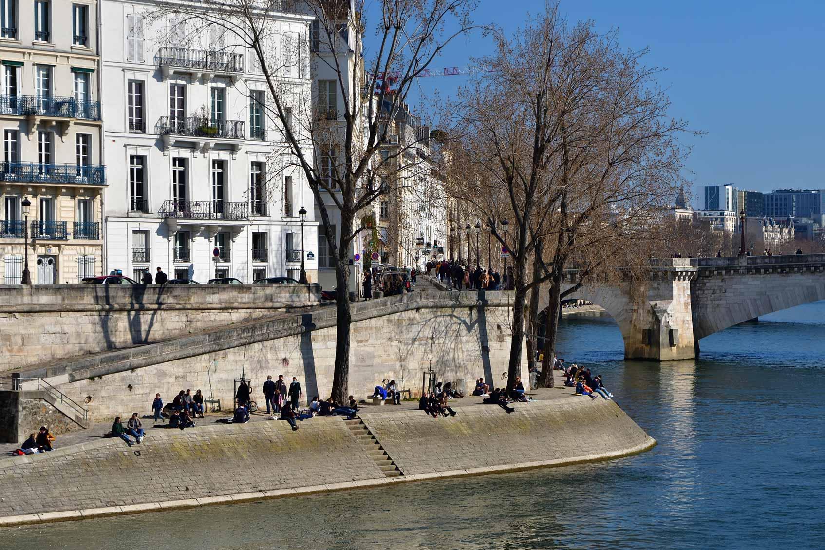 карантин во франции