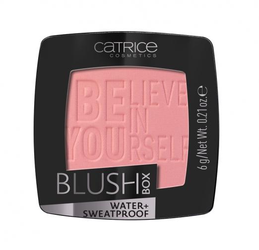 Румяна Blush Box от CATRICE