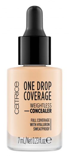 Консилер One Drop Coverage Weightless Concealer от CATRICE