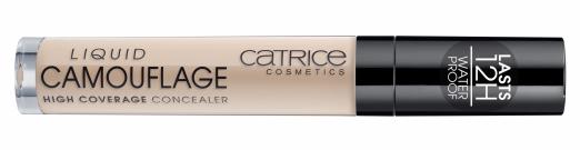 Консилер Liquid Camouflage High Coverage Concealer от CATRICE