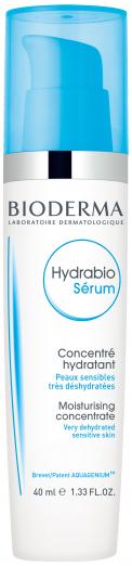 Сыворотка с гиалуроновой кислотой для обезвоженной кожи Hydrabio от Bioderma