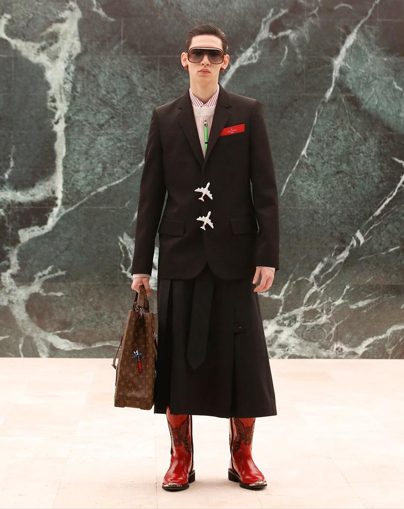 Louis Vuitton, осень-зима 2021