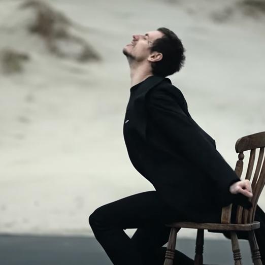 Сергей Полунин в клипе «In Your Room» группы Depeche Mode
