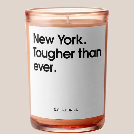 свеча с запахом нью-йорка