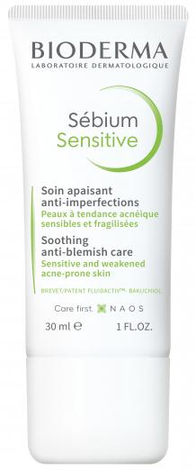 Увлажняющий успокаивающий крем для проблемной кожи Sebium от Bioderma