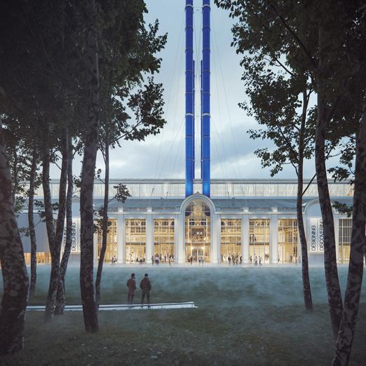 «ГЭС-2» фото