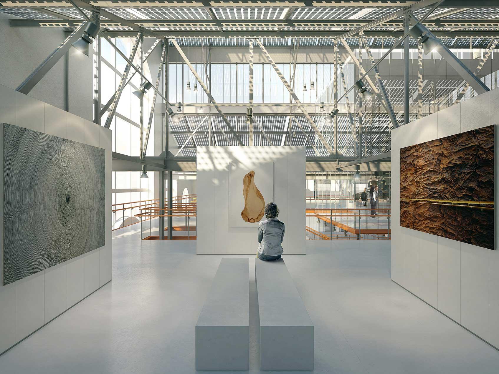 «ГЭС-2» выставки